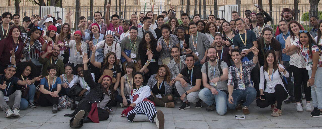 Encuentro E2O Sevilla 2017 Los jóvenes protagonistas #SueñoMiFuturo
