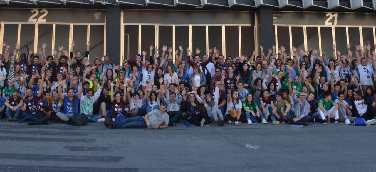 380 participantes en el Encuentro Nacional y Europeo de E2O