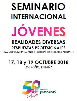 Jóvenes. Realidades diversas. Respuestas profesionales. @ Universidad de La Rioja | Logroño | La Rioja | España