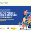 Informe Actívate: Las figuras y los procesos de orientación en los itinerarios formativos no lineales